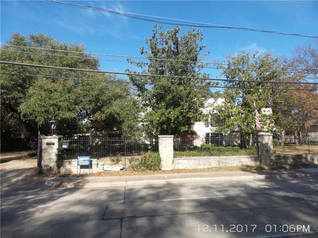 5921 Walnut Hill Lane, Dallas, TX 75230 (MLS #13743015) :: Exalt Realty