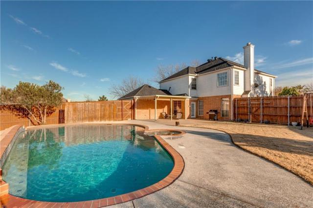1922 Knobb Hill Court, Lewisville, TX 75067 (MLS #13743059) :: Henegar Property Group -- Keller Williams Realty