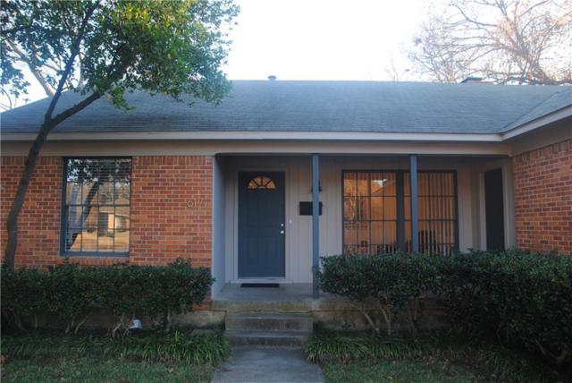 617 Westwood Drive, Richardson, TX 75080 (MLS #13743168) :: Carrington Real Estate Services