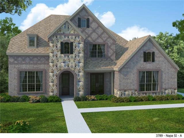 1491 Via Toscana, McLendon Chisholm, TX 75032 (MLS #13743296) :: RE/MAX Landmark