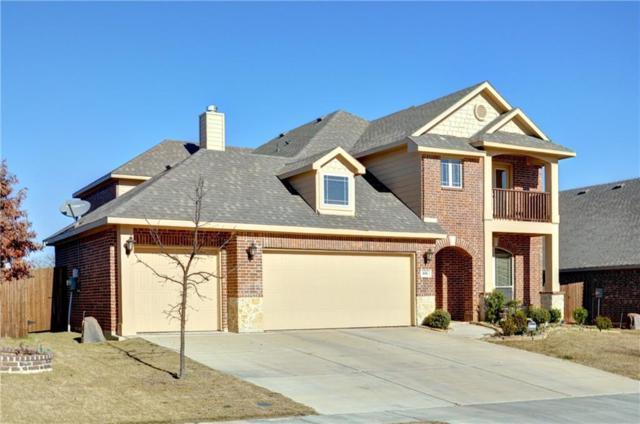 806 Rockcress Drive, Mansfield, TX 76063 (MLS #13743299) :: Century 21 Judge Fite Company