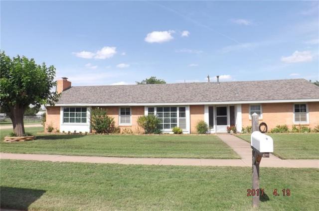 333 NW Avenue B, Hamlin, TX 79520 (MLS #13743354) :: Team Hodnett