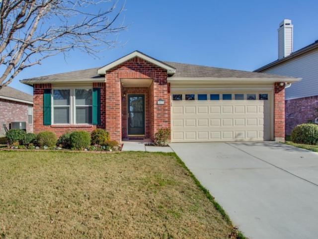 2517 Pecan Drive, Little Elm, TX 75068 (MLS #13743355) :: Real Estate By Design