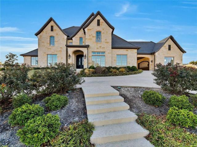 8909 Ladera Court, Benbrook, TX 76126 (MLS #13743388) :: Team Hodnett