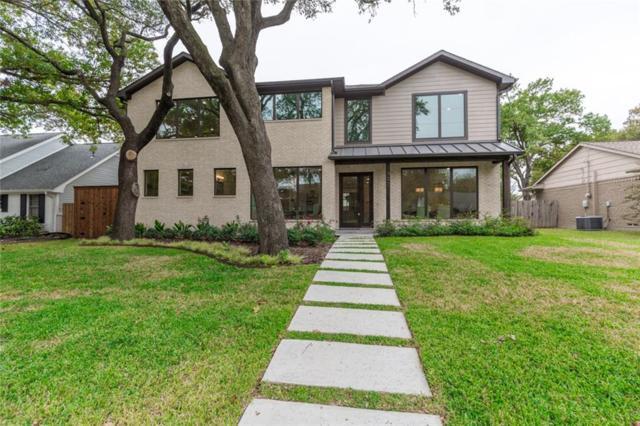 327 Crestover Drive, Richardson, TX 75080 (MLS #13743400) :: Carrington Real Estate Services