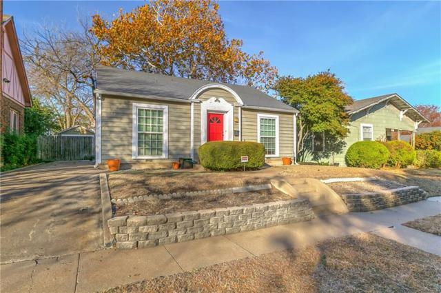 3024 Willing Avenue, Fort Worth, TX 76110 (MLS #13743409) :: The Mitchell Group