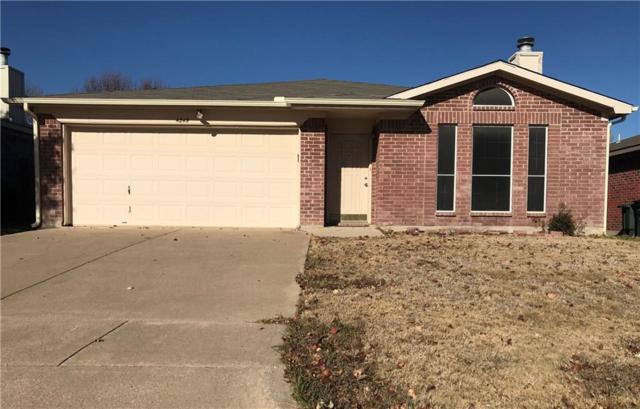 4249 Iris Avenue, Fort Worth, TX 76137 (MLS #13743462) :: The Mitchell Group