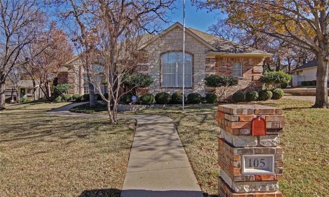 105 Countryside Court, Weatherford, TX 76087 (MLS #13743510) :: Team Hodnett