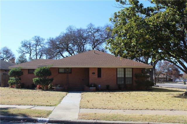 2221 Castleford Lane, Garland, TX 75040 (MLS #13743513) :: Carrington Real Estate Services