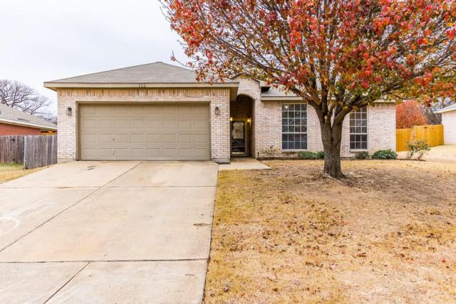 112 Timber Cross Court, Azle, TX 76020 (MLS #13743581) :: The Marriott Group