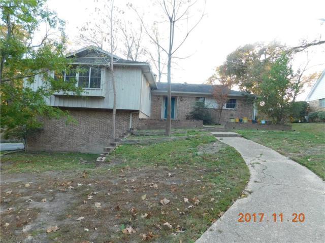 1511 Sequoia Drive, Tyler, TX 75703 (MLS #13743605) :: Team Hodnett