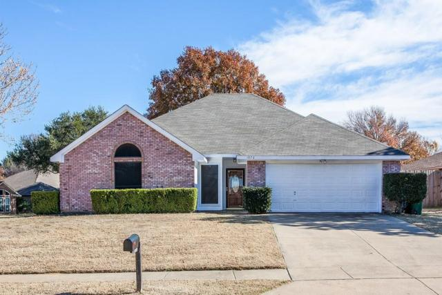1076 Colony Street, Flower Mound, TX 75028 (MLS #13743681) :: Real Estate By Design