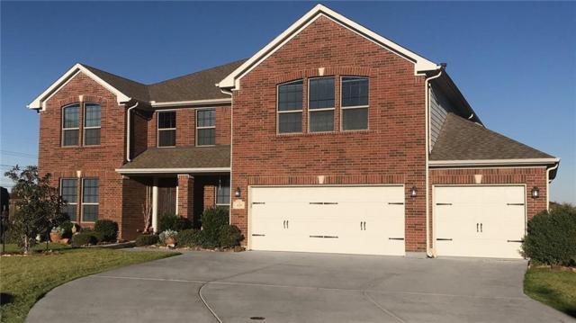 420 Aylesbury Drive, Roanoke, TX 76262 (MLS #13743756) :: The Marriott Group