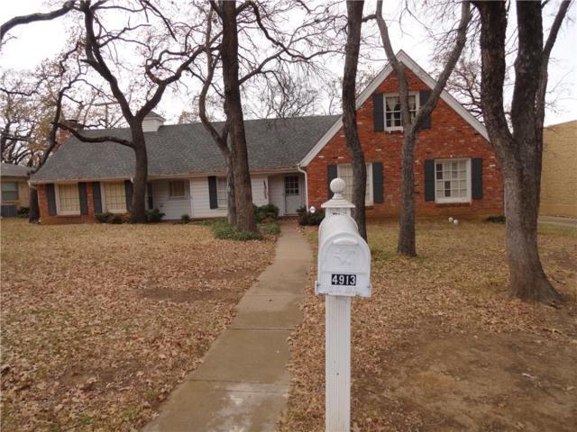 4913 Wondol Court, North Richland Hills, TX 76053 (MLS #13743785) :: The Marriott Group