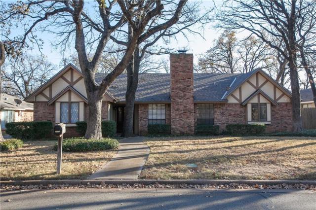 2410 Villa Vera Drive, Arlington, TX 76017 (MLS #13743792) :: The Mitchell Group