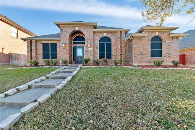 716 Longleaf Drive, Desoto, TX 75115 (MLS #13743837) :: RE/MAX Pinnacle Group REALTORS