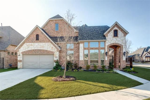 5620 Heron Drive W, Colleyville, TX 76034 (MLS #13743847) :: The Mitchell Group