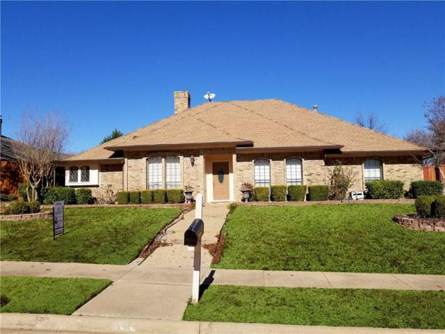 3613 Arbuckle Drive, Plano, TX 75075 (MLS #13743862) :: Real Estate By Design