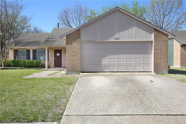 401 Carl C Senter Street, Forney, TX 75126 (MLS #13743956) :: RE/MAX Landmark