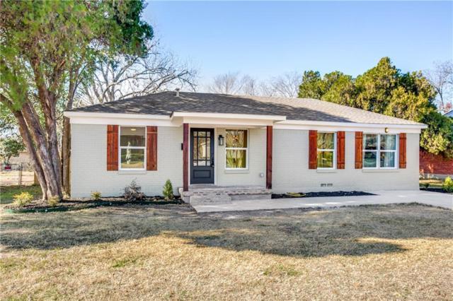 10649 Sylvia Drive, Dallas, TX 75228 (MLS #13743968) :: Carrington Real Estate Services