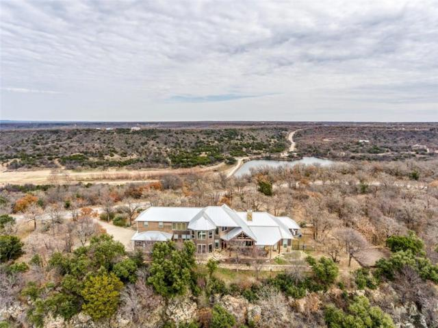 550 Falcon Trail, Gordon, TX 76453 (MLS #13744044) :: Team Hodnett