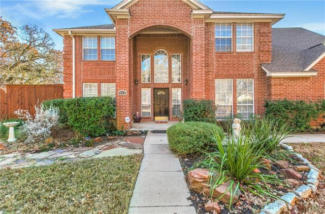 312 Rapp Road, Keller, TX 76248 (MLS #13744084) :: Henegar Property Group -- Keller Williams Realty