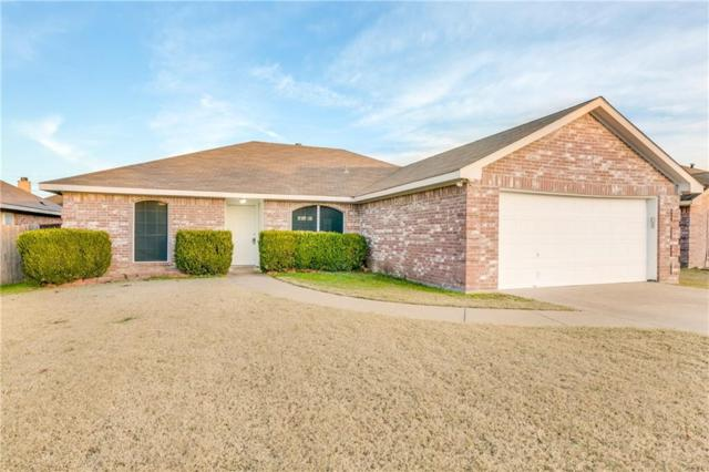 1502 Yellowbird Court, Desoto, TX 75115 (MLS #13744109) :: RE/MAX Pinnacle Group REALTORS