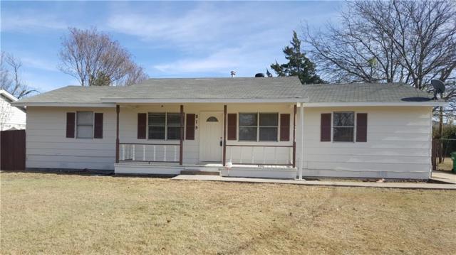 815 Twilight Drive, Cedar Hill, TX 75104 (MLS #13744116) :: Century 21 Judge Fite Company