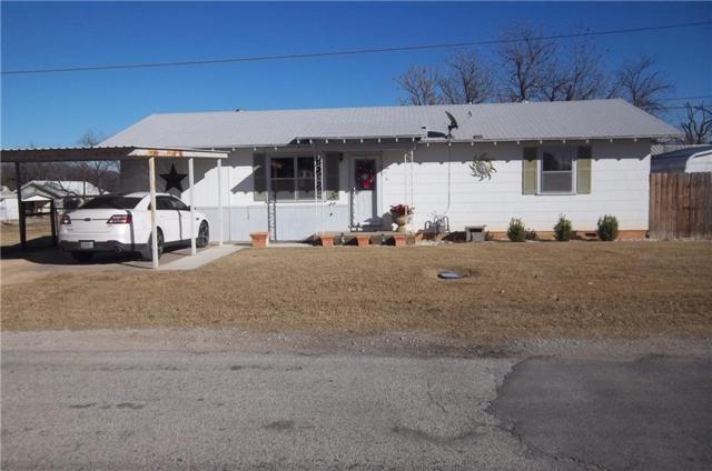 403 S West Street, Bangs, TX 76823 (MLS #13744146) :: Team Hodnett
