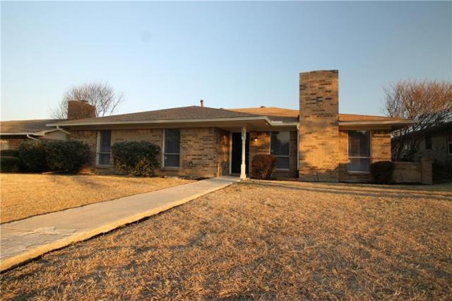 1841 College Parkway, Lewisville, TX 75077 (MLS #13744192) :: Henegar Property Group -- Keller Williams Realty