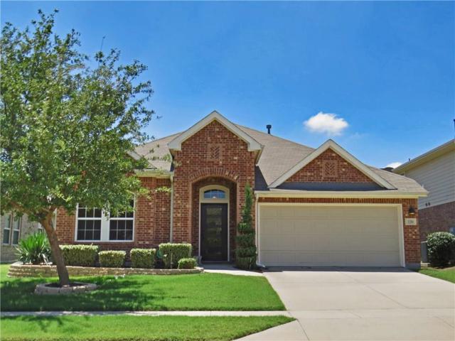 1204 Egret Court, Little Elm, TX 75068 (MLS #13744222) :: Real Estate By Design