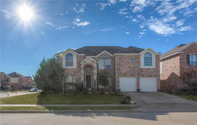 401 Mesa View Trail, Fort Worth, TX 76131 (MLS #13744239) :: Team Hodnett