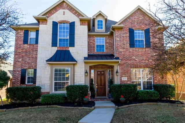 14753 Holly Leaf Drive, Frisco, TX 75035 (MLS #13744265) :: Real Estate By Design