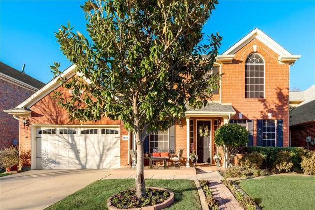 1908 Flatwood Drive, Flower Mound, TX 75028 (MLS #13744277) :: Henegar Property Group -- Keller Williams Realty