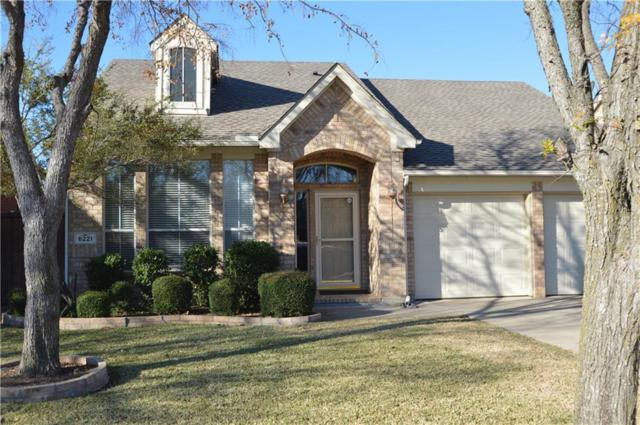 6221 Coldwater Lane, Flower Mound, TX 75028 (MLS #13744281) :: Real Estate By Design