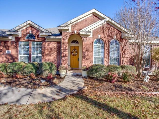 143 Meadow Park Drive, Aledo, TX 76008 (MLS #13744283) :: The Mitchell Group