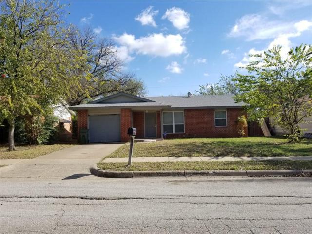 717 Richard Drive, Arlington, TX 76010 (MLS #13744289) :: Century 21 Judge Fite Company