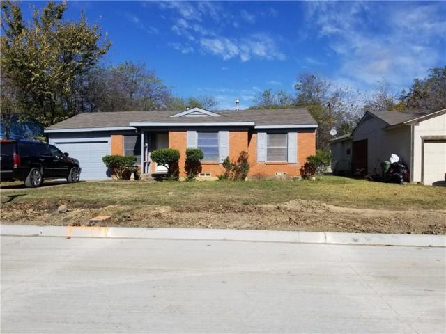 1705 Reever Street, Arlington, TX 76010 (MLS #13744314) :: Century 21 Judge Fite Company