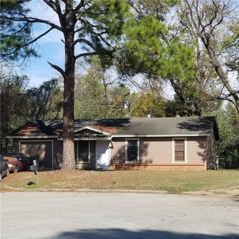 1409 Helen Circle, Arlington, TX 76011 (MLS #13744322) :: Century 21 Judge Fite Company