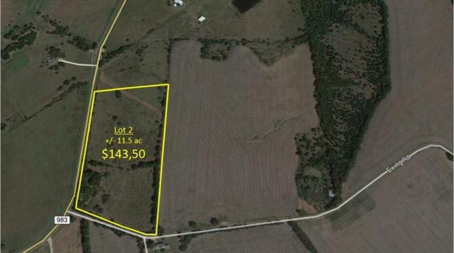 Lot2 Ewing Road, Ferris, TX 75125 (MLS #13744518) :: RE/MAX Elite