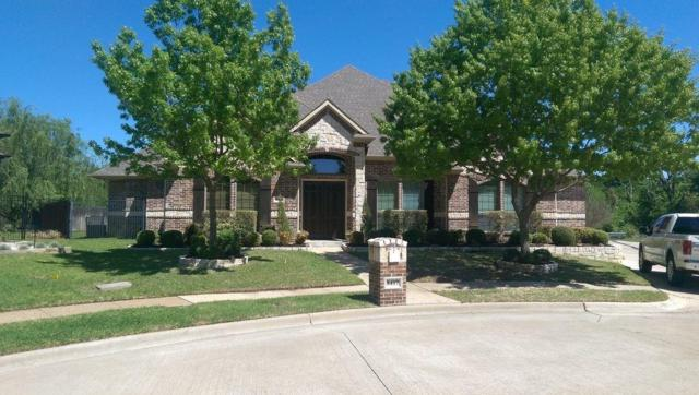 8417 Forest Glenn Court, North Richland Hills, TX 76182 (MLS #13744558) :: The Mitchell Group