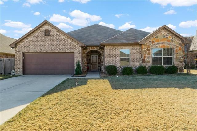 225 Glenview Drive, Aubrey, TX 76227 (MLS #13744564) :: Real Estate By Design