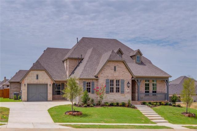 600 Boswell Crossing, Lantana, TX 76226 (MLS #13744587) :: The Real Estate Station