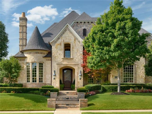 1817 Camden Green, Colleyville, TX 76034 (MLS #13744602) :: The Mitchell Group