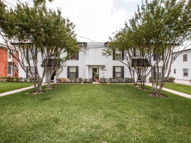 4510 Abbott Avenue #26, Highland Park, TX 75205 (MLS #13744615) :: Henegar Property Group -- Keller Williams Realty