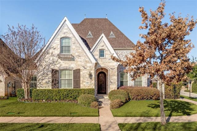 812 Creekview Lane, Colleyville, TX 76034 (MLS #13744656) :: The Mitchell Group