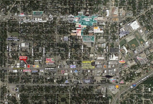 805 W Jefferson Boulevard, Dallas, TX 75208 (MLS #13744682) :: Century 21 Judge Fite Company