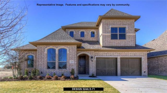 2841 Clarendon Court, Prosper, TX 75078 (MLS #13744703) :: Team Hodnett