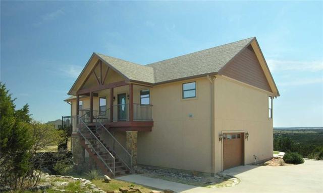 115 Harbour Town Drive, Possum Kingdom Lake, TX 76449 (MLS #13744710) :: Team Hodnett