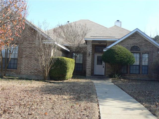 1105 Heather Circle, Cedar Hill, TX 75104 (MLS #13744728) :: RE/MAX Pinnacle Group REALTORS